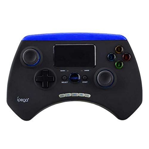 IPEGA Wireless Game Controller - Wireless Controller mit Dual-Vibration-Turbo und Trigger-Tasten für Android/ PS3/Smartphone/tablet/smart TV/set-top box and PC (Windows7/8/10)
