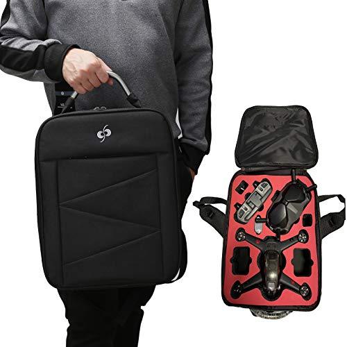 Fajwskjw Portable Eva Hard Bag für DJI FPV Erfahrung Combo/für DJI FPV Fly Mehr Combo VR Brillen Aufbewahrungstasche 2021