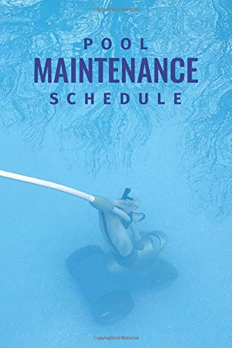 Pool Maintenance Schedule: Swimming Pool Cleaning Made Easy With This DIY Pool Maintenance Checklist; Customized Pool Maintenance Book; Swimming Pool ... Item; Pool Cleaning Accessories Kit
