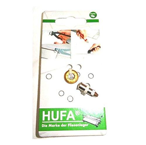 Hufa Fliesenschneider Maximum Set HM Schneidrad Ø14mm+Achse
