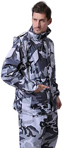 Chunjiao Raincoat Regenbroek voor volwassenen, regenbroek voor regenjas, regenjas, regenjas, regenbroek voor volwassenen, regenbroek voor op de motor, voor mannen en vrouwen