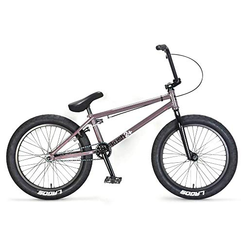 20 Zoll mafiabikes BMX Bike Kush 2+ Verschiedene Farbvarianten (Grey)