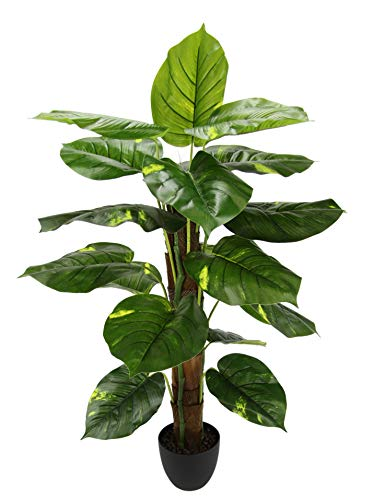 Kunstpflanze aus Polyester