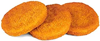 Breaded Fish Burger| Delicious Taste in Traditional Way| Crispy & juicy Coated with batter and crusty bread (400 G)