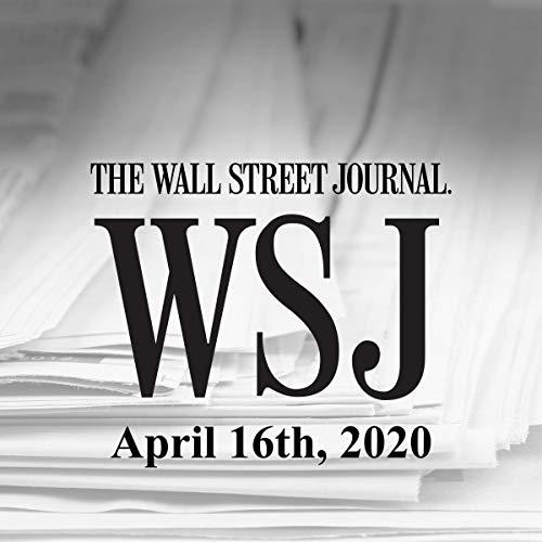 April 16, 2020 Titelbild