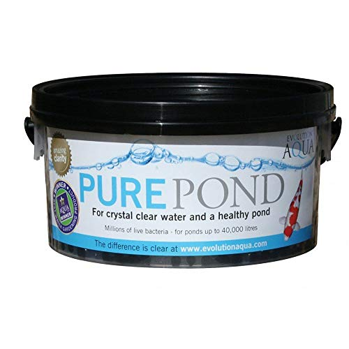 Evolution Aqua - Gesundheitsprodukte für Teichfische, Größe 2L