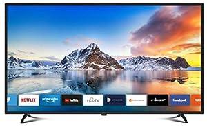 DYON Smart 42 XT 105,4 cm (42 Zoll) Fernseher (Full-HD Smart TV, HD Triple Tuner (DVB-C/-S2/-T2), Prime Video, Netflix & HbbTV) [Modelljahr 2021]