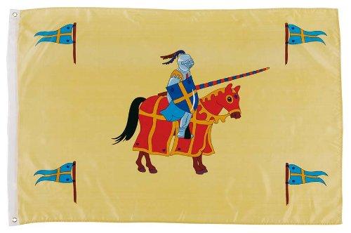 Unbekannt Flagge Ritter