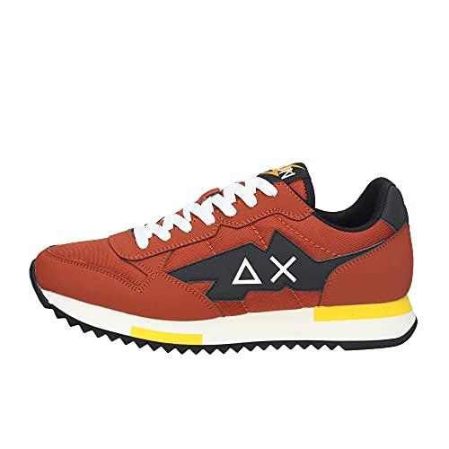 SUN 68 Nike Z41116 - Zapatillas deportivas para hombre, ligeras, deportivas, cómodas, de ladrillo, LADRILLO, 45 EU