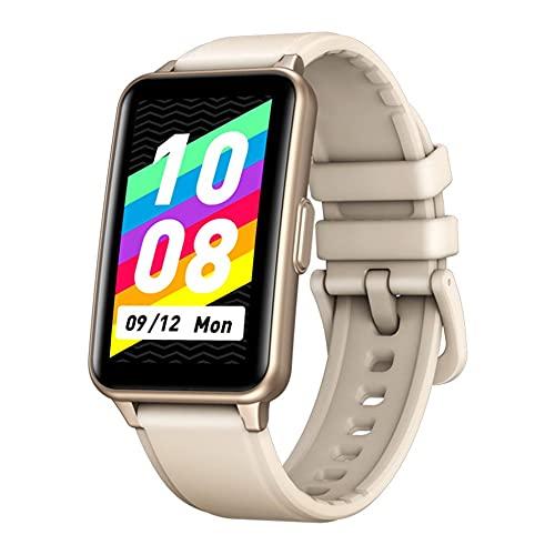 #N/D Reloj inteligente 1.57LCD de pantalla grande de la cámara de control de la frecuencia cardíaca de la presión arterial Monitoreo hombres mujeres smartwatch