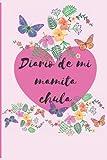 Diario de mi mamita chula Gracias por ser la mejor mamá del mundo mundial...