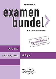 Examenbundel vmbo-gt/mavo Biologie 2021/2022