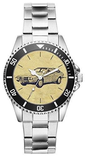 Geschenk für Alfa Romeo Alfetta Oldtimer Fan Fahrer Kiesenberg Uhr 6233