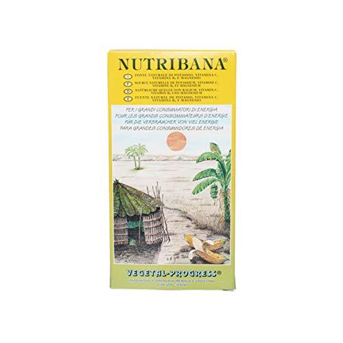 Nutribana - farina di banana BIO - - fonte naturale di potassio, vitamina C, vitamina B6, magnesio e manganese