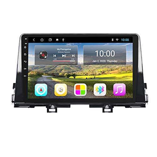 Sistema Di Navigazione GPS Android Navigazione Doppio DIN - Per KIA PICANTO 2016-2019 Autoradio Stereo WiFi Con Schermo Da 9,0 Pollici Con Controllo Del Volante Del Lettore (Size:1G+16G,Color:4G+WiFi)