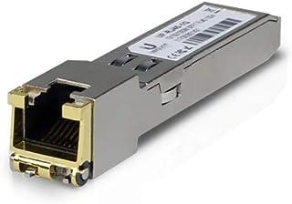 Ubiquiti Networks UF-RJ45-1G 1000 Mbps SFP Copper Metal Network Transmitter Receiver Module 100m