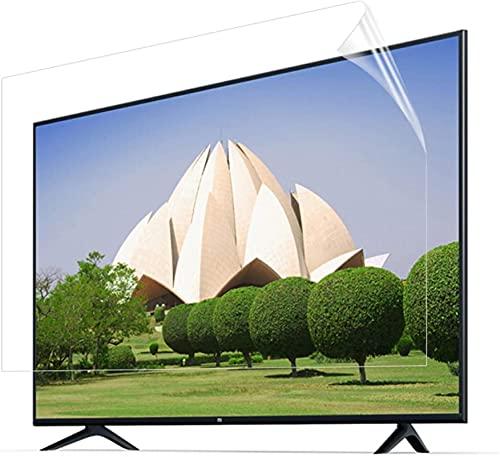Protector de pantalla de luz anti-azul for televisor Película de filtro anti desligada anti deslumbramiento Reduce la fatiga ocular, película protectora ultra transparente for pantallas de 32-75 pulga