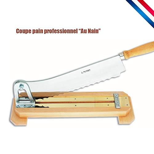 Coupe Pain sur socle 35cm - lame inox