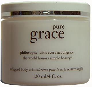 Philosophy Whipped Body Creme 4fl Oz. (Pure Grace) by Philosophy