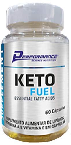 Keto Fuel (60 Cápsulas) - Único, Performance Nutrition