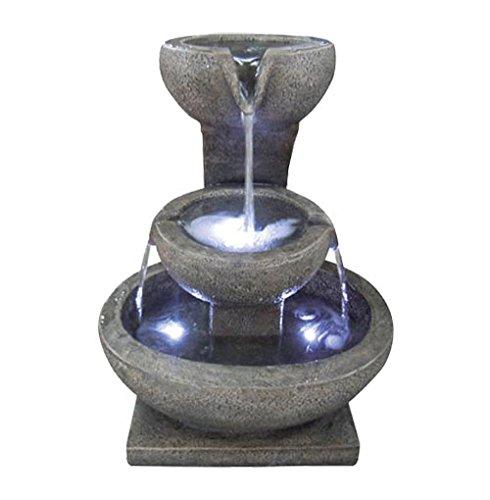 3 Granito Bowl Agua Característica GRC Aqua Creations