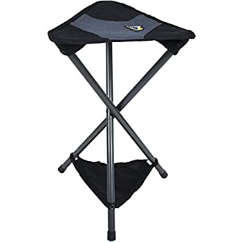 GCI Outdoor 17010 PackSeat Portable Tripod Camping and Sports Stool