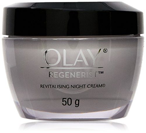 Olay Regenerist Revitalising Night Face Cream Moisturiser, 50g