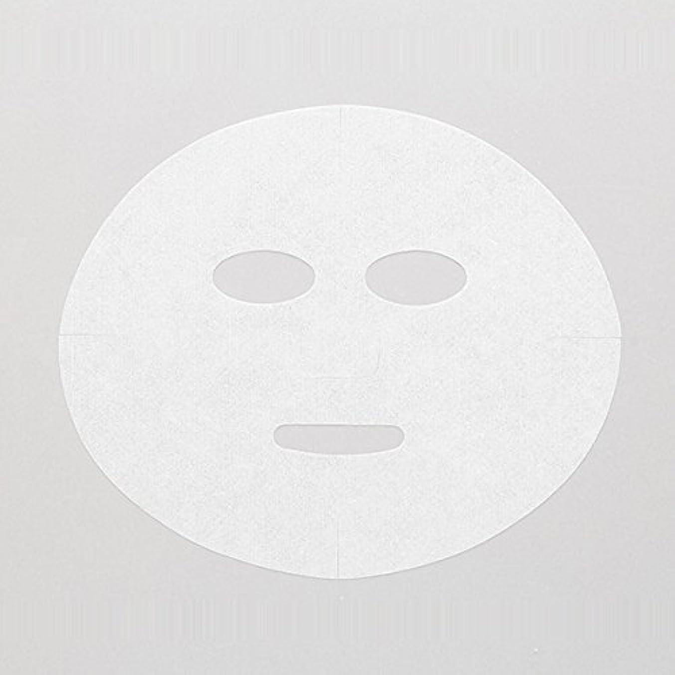 降伏旋回満了高保水 フェイシャルシート (マスクタイプ 化粧水無) 80枚 24×20cm [ フェイスマスク フェイスシート フェイスパック フェイシャルマスク シートマスク フェイシャルシート フェイシャルパック ローションマスク ローションパック ]