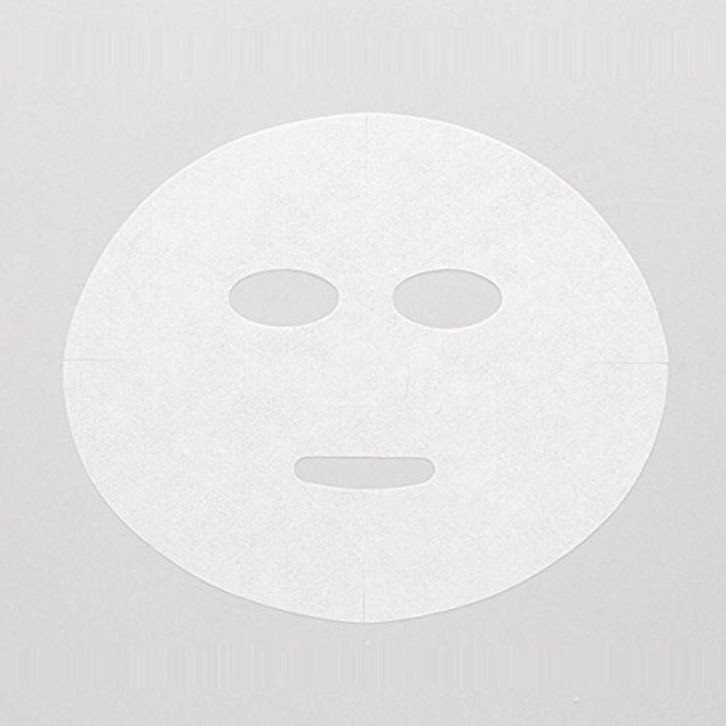 廃棄付属品無限高保水 フェイシャルシート (マスクタイプ 化粧水無) 80枚 24×20cm [ フェイスマスク フェイスシート フェイスパック フェイシャルマスク シートマスク フェイシャルシート フェイシャルパック ローションマスク ローションパック ]
