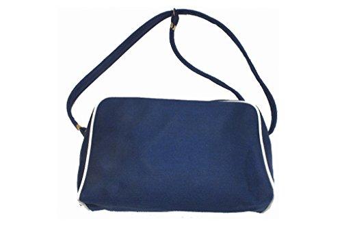 Brottasche, Kindergartentasche, Jeans blau Orginal aus der DDR Zeit eigene Produktion geeignet als Brottasche für den Kindergarten