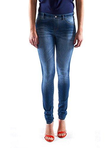 Carrera Jeans - Jeggings per Donna, Look Denim, Tessuto Elasticizzato IT M