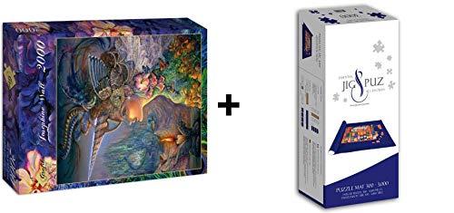 Puzzle Mundo Famoso Pintura Al Óleo Torre De Babel Niños Adultos De Madera Alivie El Estrés Y Relax Entertainment Game IQ Toy Regalo 500/1000/1500 Tablets (Color : Partition, Size : 1500 pcs)