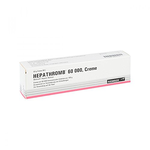 HEPATHROMB Creme 60.000 50 g