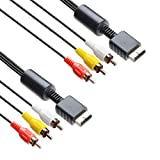 2-Pack Audio Video RCA Cable - G...