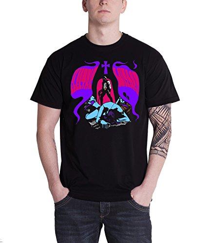 Electric Wizard Witchfinder offiziell Herren Nue Schwarz T Shirt