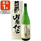 常きげん 山廃吟醸酒 山吟 1800ml