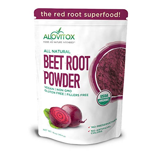 Organic Beet Root Powder 16 oz