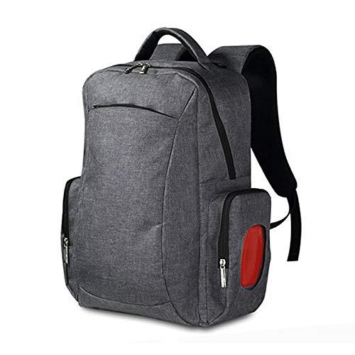 Bolso de hombro para mamá, bolso multifuncional para mamá, nailon de gran capacidad, práctico, cómodo para viajes, compras para mamá, cochecito