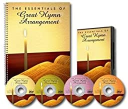 Piano Lessons: The Essentials of Great Hymn Arrangement (4 DVDs, 1 Book) (Home Study Course)