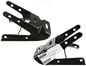 Parts N Go 1997-2003 F150 Front Bumper Bracket Driver & Passenger Side Left/Right Hand - F75Z17N775CA, FO1067129