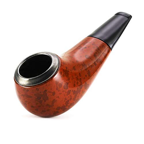 Scotte(TM) Shiny Tobacco Pipe Small Tobacco Pipe