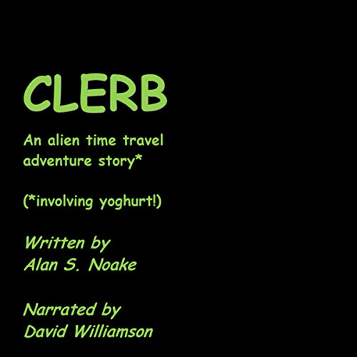 Clerb audiobook cover art
