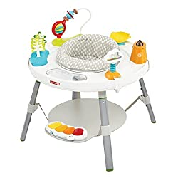 Skip Hop Explore and More Baby's View 3-stage Activity Center Featured Image