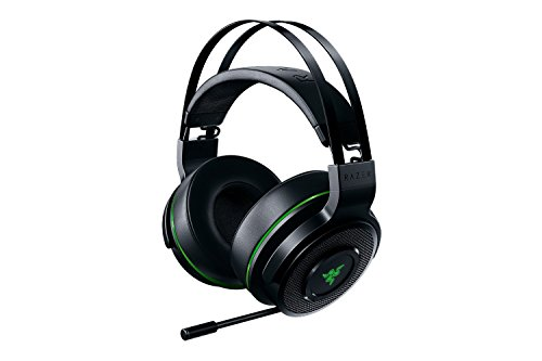 Razer Thresher For Xbox One: Windows Sonic Surround - Lag-Free Wireless Connection - Retractable Digital Microphone - Gaming Headset For PC, Xbox One, Xbox Series X & S for $89.99