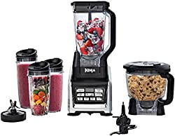 Nutri Ninja Mega 1500 Watts Kitchen System, Blending and Food Processing