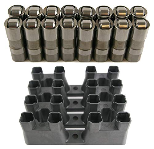 Genuine OEM LS7 LS2 16 GM Performance Hydraulic Roller Lifters & 4 Guides 12499225 HL124 12595365