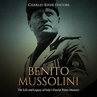 Benito Mussolini audiobook cover art