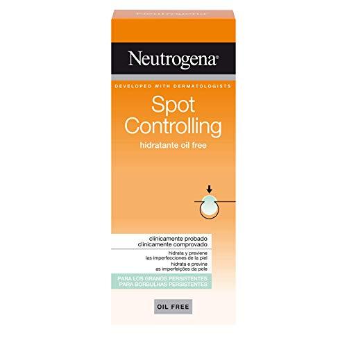 Neutrogena Spot Controlling Acne Crema Hidratante Oil Free