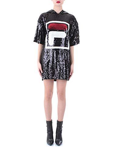 Fila jurk Mari Black #002 684650