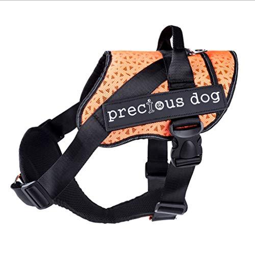 Borstband, explosiebestendige mesh-doek, ademend trekkoord, petSupplies